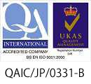 ISO 9001 認証企業
